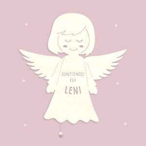 """Night light """"Emma the angel"""" personalized for..."""