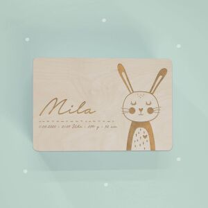 """Reminder box """"Rabbit"""" personalized for child..."""