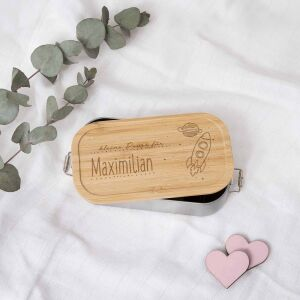 """Lunchbox """"Space"""" personalized for children..."""