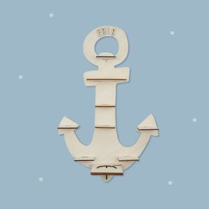 """Personalized shelf """"Anchor"""" suitable for..."""