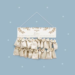 """Advent calendar """"Branches"""" personalized for child"""